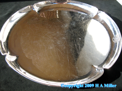ART DECO Sterling Silver Serving Tray Art Silver Shop