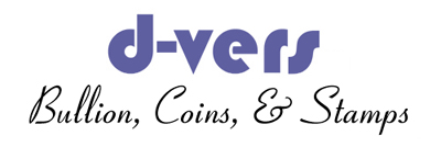d-vers Bullion, Coins, & Stamps