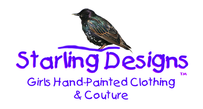 Starling Designs Girls Clothing