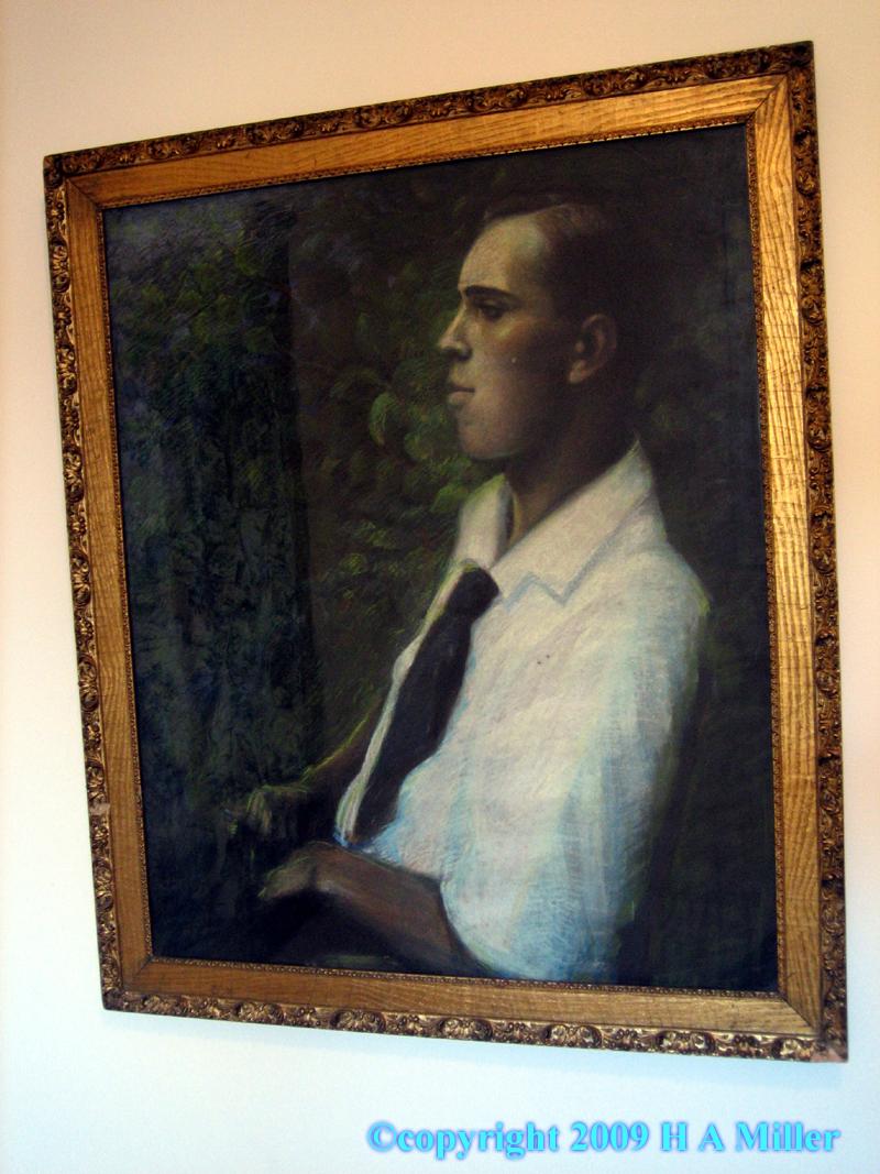 20th Century Portrait of a man