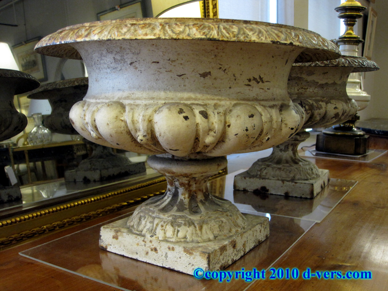 Classical Style Urns 19th Century