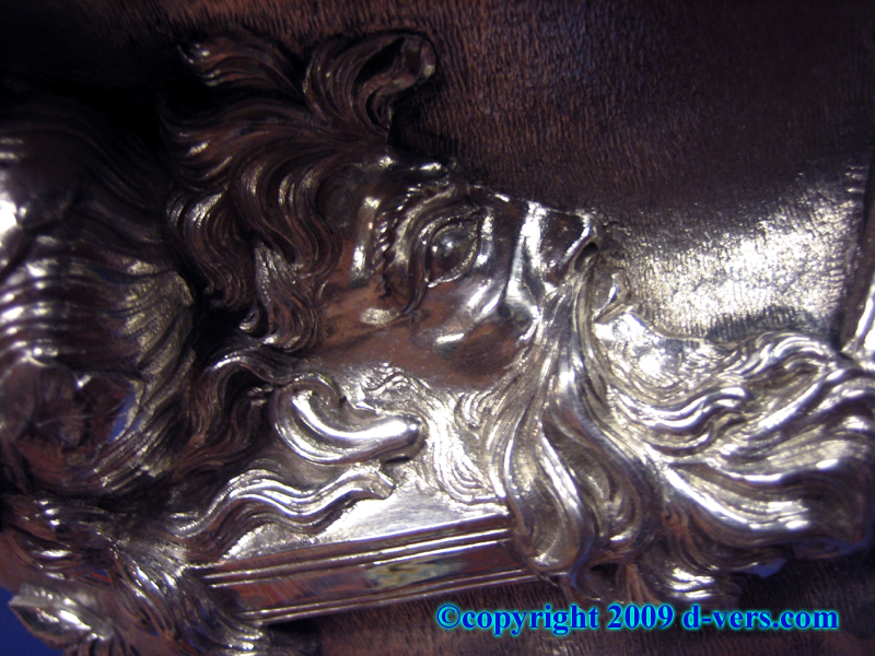 Sterling Silver Warwick Vase Georgian